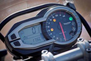 Скрутить пробег на Мотоциклах триумф